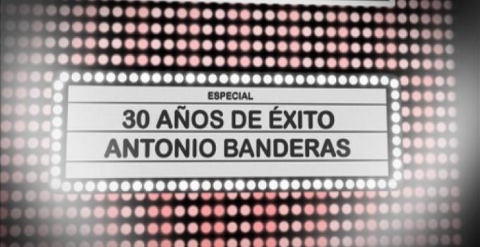 Antonio Banderas: 30 años de éxito