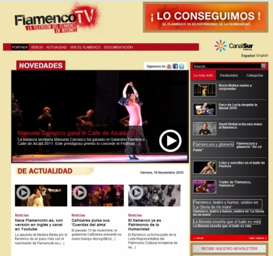Flamencotv.es