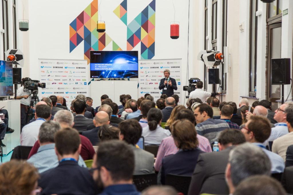 La 4KSummit17 reunió a 300 profesionales y 90 empresas de 22 países